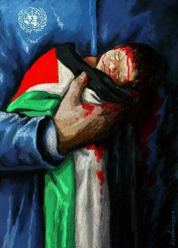 world-gaza-genocide-pay-attention