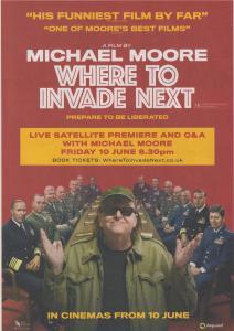 Moore Invade Film Pic
