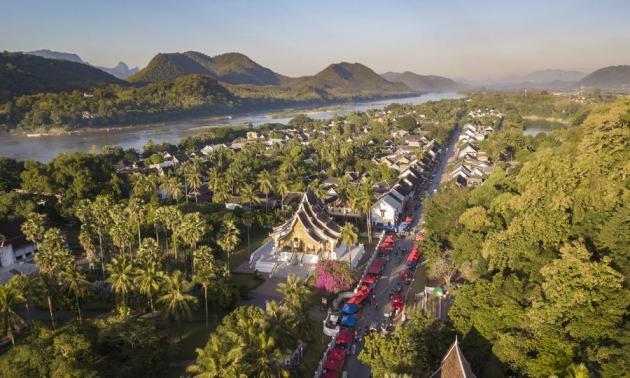 Where the Silk Roads meet the mighty Mekong